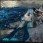 «Бегущая с волками: женский архетип в мифах и сказаниях», выставка (6+)