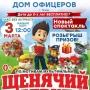 Шоу ростовых кукол по мотивам мультфильма «Щенячий Патруль» (0+)