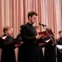 Концерт хора Сретенской духовной семинарии (6+)