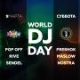 «World DJ day», вечеринка (18+)
