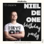 Birthday party Niel De One, вечеринка (18+)
