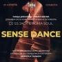Sense Dance, вечеринка (18+)
