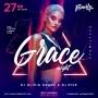 DJ Olivia Grace, вечеринка (18+)