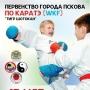 Открытое первенство Пскова по каратэ WKF «Тигр Шотокан» (6+)