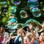 Фестиваль мыльных пузырей (0+)
