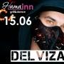 Del Vizar, вечеринка (18+)