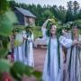 «Горела Купала, горела на Ивана», фольклорный праздник (6+)