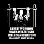 Силовой Чемпионат Мира по воркауту (6+)
