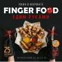 Ужин в формате FINGER FOOD (18+)
