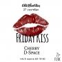 FridayKiss, вечеринка (18+)