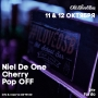 Niel De One, Cherry, Pop OFF, вечеринка (18+)
