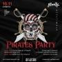 Pirates Party, вечеринка (18+)
