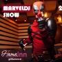 MarvelDj show, вечеринка (18+)