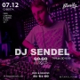 DJ Sendel, вечеринка (18+)