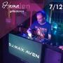 DJ MAX AVEN, вечеринка (18+)