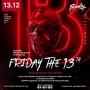 Friday the 13-th, вечеринка (18+)