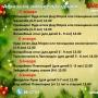 Афиша псковского планетария на новогодние праздники (6+)