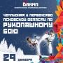 Чемпионат и Первенство Псковской области по Рукопашному бою (6+)
