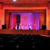 Дом Офицеров, концертный зал