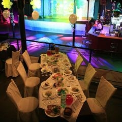 Развлекательный комплекс «Лидер», банкетные залы