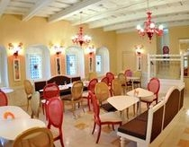 Кофейные палаты, Двор подзноева