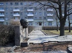 Памятник финскому композитору Яну Сибелиусу