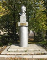 Памятник-бюст Кирову