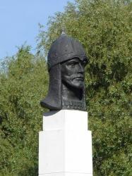 Памятник-бюст Александру Невскому