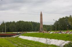 Мемориал жертвам войны