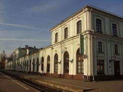 Железнодорожная гостиница, при ж/д вокзале