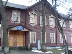 Дом Ремесел, выставочный зал