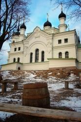 Свято – Троицкий Творожковский женский монастырь