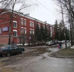 Парикмахерская (Дом Офицеров)