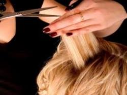 Стиль парикмахерская
