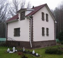 Коттедж в Черняковицах