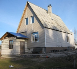 Дом в Лисьих горках