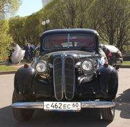 Прокат ретро - автомобилей в Пскове