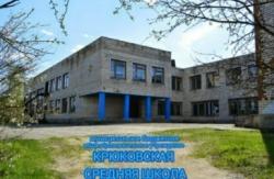 МБОУ «Крюковская школа», Островский район