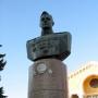Памятник - бюст К.К.Рокоссовскому
