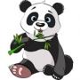 Крошка Панда, детский клуб